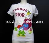 MS2994 áo phông christian Dior size 38