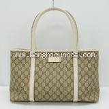 MS3096 Túi Gucci tote bag màu trắng