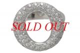 Nhẫn kim cương Tiffany&Co size 11