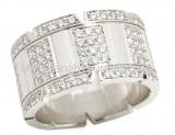 Nhẫn Cartier kim cương size 54