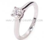 Nhẫn kim cương Cartier 0.43ct size 8