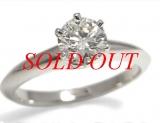 Nhẫn kim cương Tiffany&Co 0.74ct size 10