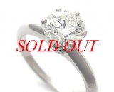 Nhẫn kim cương Tiffany&Co 1.17ct