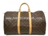 Túi louis Vuitton monogram keepall 50 túi du lịch