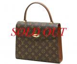 Túi Louis Vuitton xách tay Malesherbes