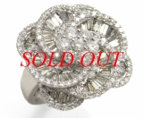 Nhẫn kim cương 3.05ct
