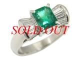 Nhẫn kim cương Pt900 0.65ct
