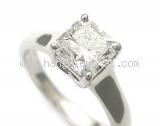 Nhẫn kim cương Tiffany&Co 1.08ct PT950 size 6