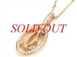 Vòng cổ kim cương Cartier của nữ K18PG hồng vàng
