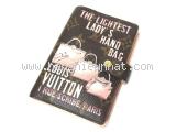 Sổ tay ghi chép Louis Vuitton màu nâu