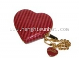 Ví đựng tiền Xu Louis Vuitton màu đỏ