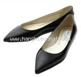 Giày Jimmy Choo của nữ da màu đen