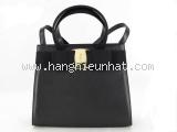 Túi xách Feragamo vara của nữ màu đen
