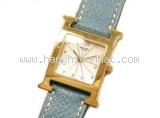 Đồng hồ Hermes của nữ HH1.201 dây xanh