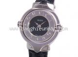 Đồng hồ Gucci dây da đen