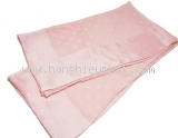 Khăn lụa Louis Vuitton hồng