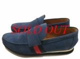 S Giày Gucci của nam size 6 màu xanh