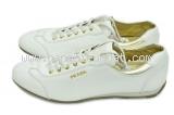 Giày Prada size 39 màu trắng