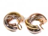 Bông tai Cartier trinity