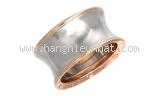 SA Nhẫn Bvlgari vàng hồng K18 size 61