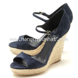 SALES Sandal Dior CROISETTE xanh đen