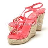 Sandal Dior CORAIL màu hồng