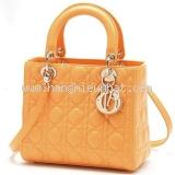 NEW Túi xách Dior lady dior vàng