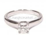 Nhẫn kim cương Tiffany&Co 0.44ct
