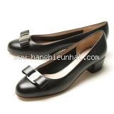 NEW Giày Ferragamo màu đen