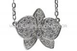Vòng cổ Cartier kim cương hình bướm