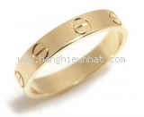 Nhẫn Cartier love ring mini size 53