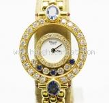 Đồng hồ Chopard 750YG kim cương của nữ
