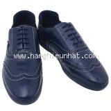 NEW Giày Gucci 4265 NV size 6.5 xanh hải quân