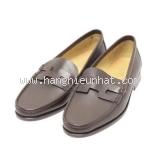 Giày Hermes nam size 39 1/2 xám