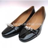 NEW Giày Hermes nữ size 37 1/2 đen