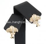 SA Bông tai Tiffany & Co kim cương K18