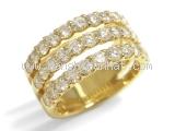 Nhẫn kim cương 2.0ct