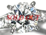 Nhẫn kim cương Cartier 1.52ct