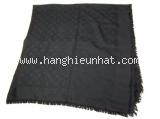 SA Khăn lụa Louis Vuitton màu đen