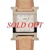 Đồng hồ Hermes HH1.210. kim cương 12P