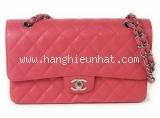 Túi Chanel classic hồng