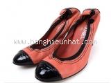 SA Giày Chanel size 37 C màu hồng