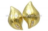 Bông tai Tiffany & Co dạng kẹp hình lá