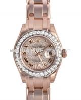 NEW Đồng hồ Rolex Datejust 80285NR nữ