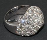 Nhẫn kim cương Chopard 4.18ct