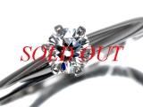 Nhẫn Tiffany&Co kim cương 0.24ct size 11.5