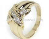 Nhẫn Tiffany&Co kim cương size 22 nam