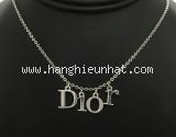 Vòng cổ Dior logo chữ
