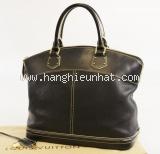 Túi xách Louis Vuitton suhali lockit đen.M91875
