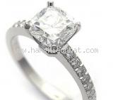 Nhẫn Tiffany&Co kim cương 1.16ct